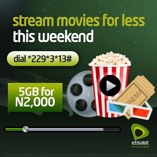 Etisalat introducing 5GB for #2000 and 2GB for #1000 donwapz.com