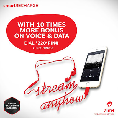 How to get 10 times the value of your recharge on Airtel