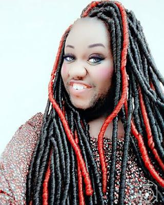 Nigeria's hairiest woman