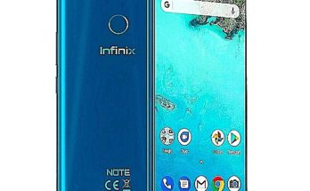 Infinix Note 5 specifications, review and price