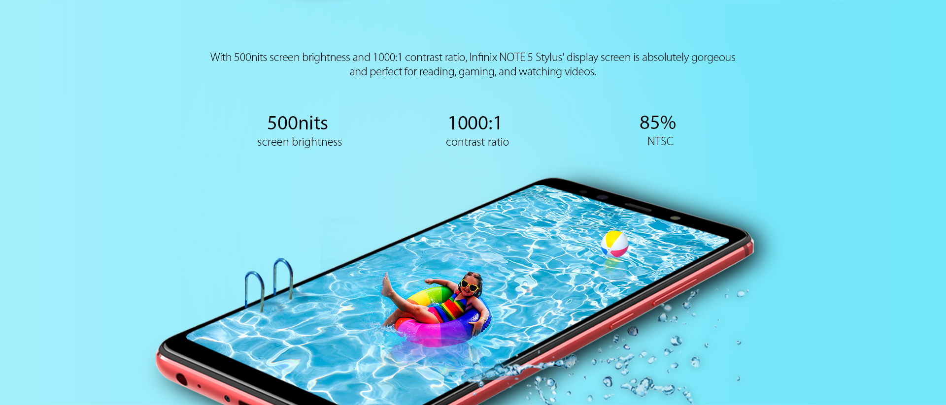 Infinix Note 5 Pro stylus Specification, review and price